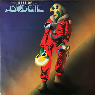 Budgie - Best Of Budgie (LP) (G+/G++)